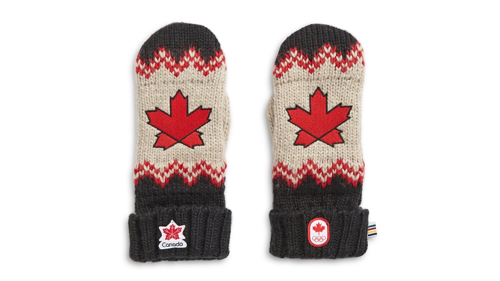 National Red Mitten Day empowers Canadians to join hands in support of Canadian athletes