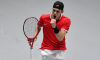 Canada tops United States to clinch quarterfinal berth at Davis Cup Finals