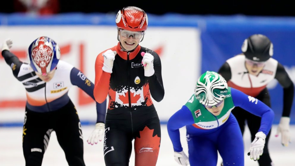 Short Track: Canadian women capture three medals to end World Cup in Nagoya