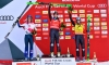 Team Canada's ski cross team achieves two World Cup double podiums