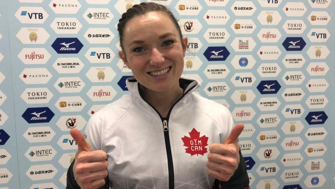Team Canada - Rosie MacLennan