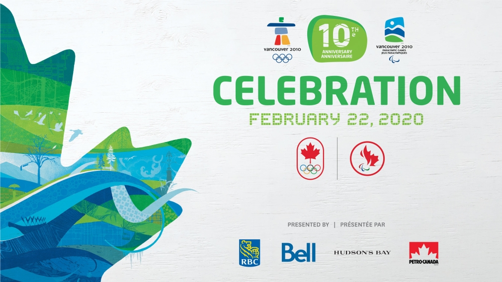 Vancouver 2010 legends to celebrate 10-year anniversary at Jack Poole Plaza