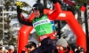 Canadians celebrate three medals at Ski Cross World Cup in Nakiska