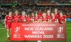 Women's rugby capture World Rugby Sevens Series silver in New Zealand