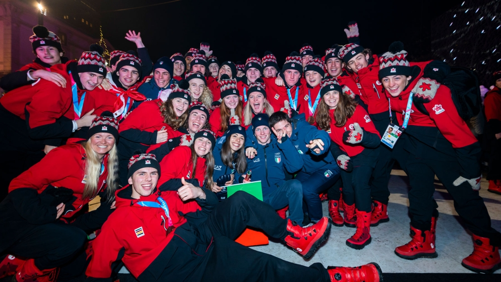 Lausanne 2020 leaves hopes of bright future for Team Canada