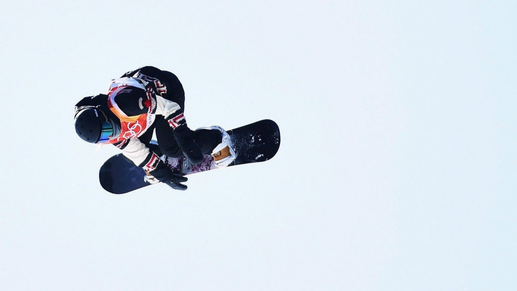 Blouin lands silver at the Women's Slopestyle World Cup