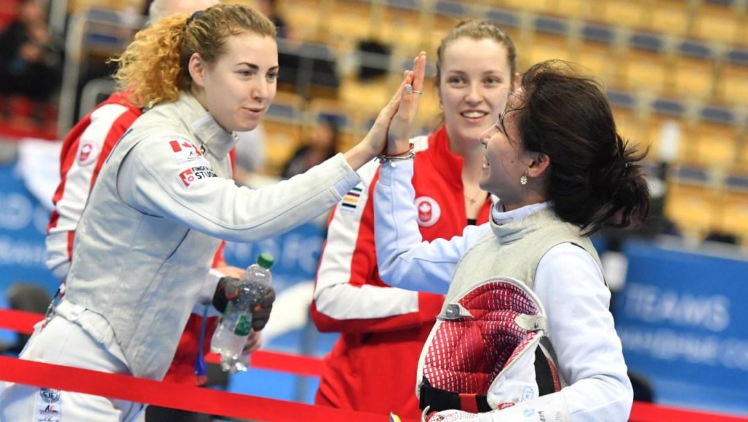 Fencing - Women's Team Foil