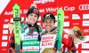 Double gold for Thompson and Drury in Megève, France