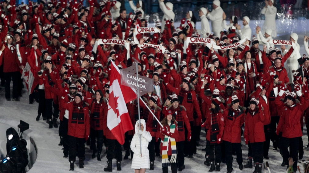 Team Canada celebrates 10-year anniversary of Vancouver 2010