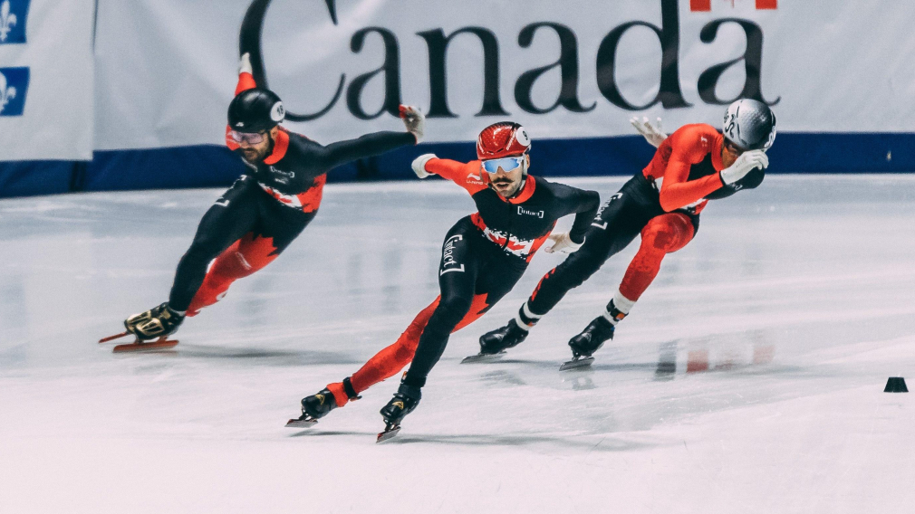 Short Track: Team Canada wins a trio of medals, including gold in the Netherlands