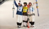 Kingsbury, Dufour-Lapointe land on moguls podium in Deer Valley