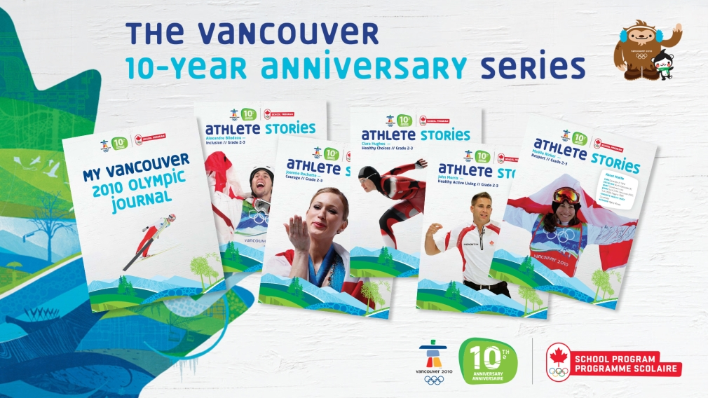 The Vancouver 10-year Anniversary Series