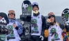 Parrot, McMorris and Voigt reach snowboard slopestyle podium at the X Games