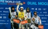 Kingsbury tops dual moguls podium in Russia to secure ninth World Cup title