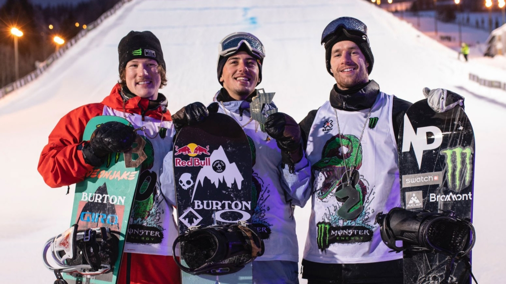 Weekend Roundup: Historic weekend for Mark McMorris at the X Games