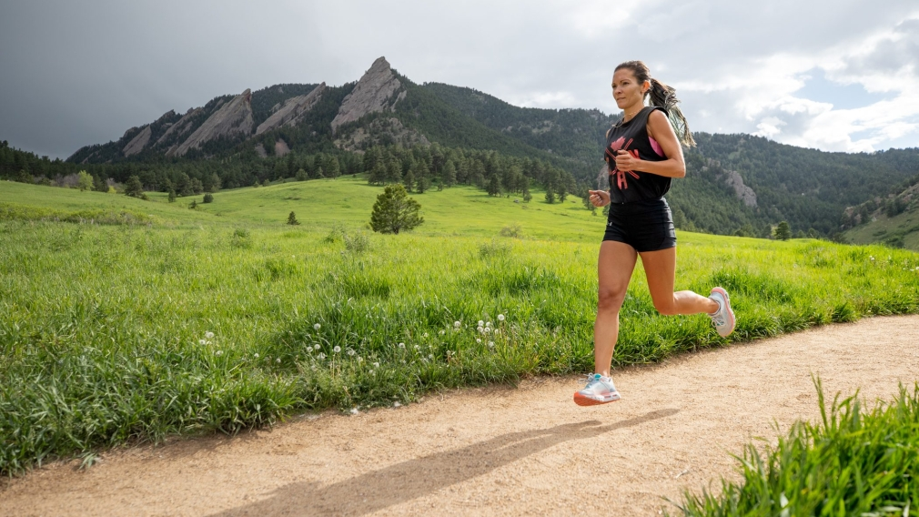 This and That: Marathoner Marchant on her comeback, Elle Woods and burgers