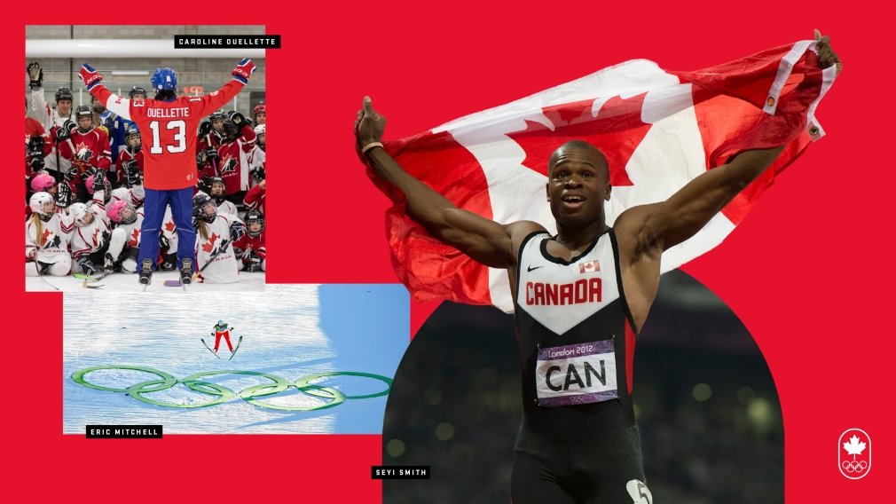 Team Canada Athletes Extending their Olympic Legacies