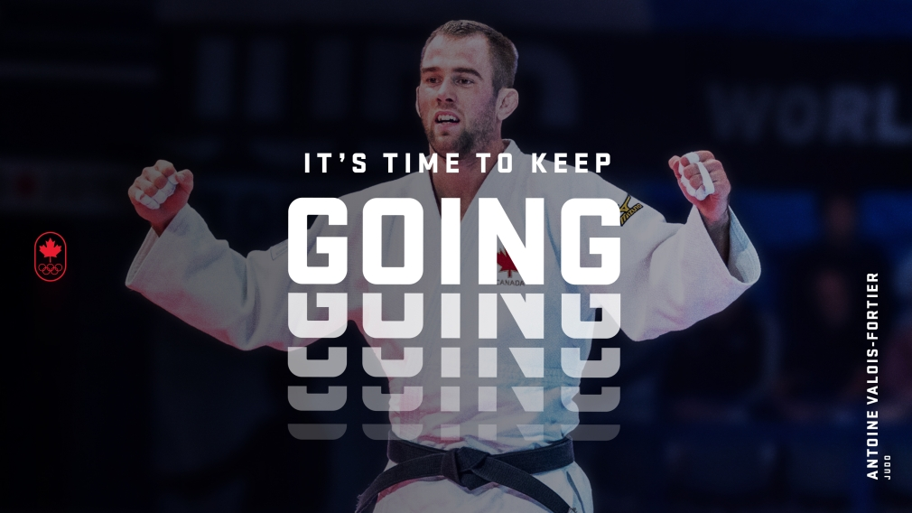 Antoine Valois-Fortier: Readying for judo's return to action and its birthplace