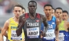 Marco Arop continues hot streak with Diamond League silver