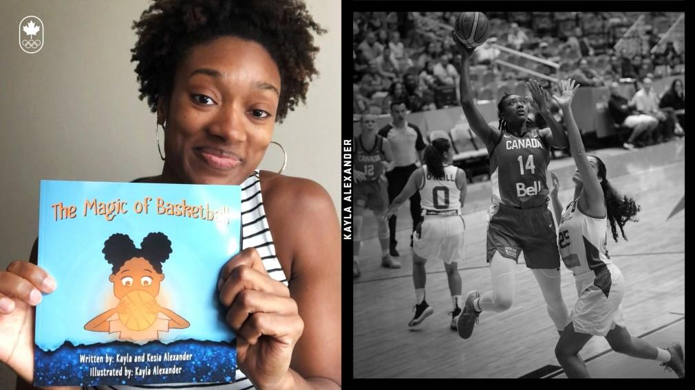 Kayla Alexander and The Magic of Basketball
