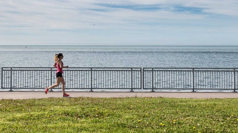 8 great places to run in Canada