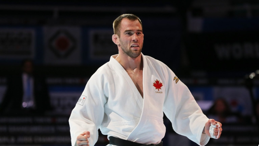 Canadians capture two more medals at the Judo Grand Slam in Budapest
