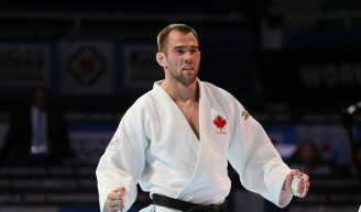 Antoine Valois-Fortier at 2019 World Championships