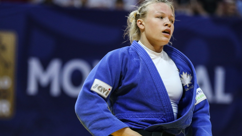 Klimkait is golden at the Judo Grand Slam in Budapest