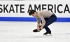 Figure Skating: Keegan Messing wins bronze at Skate America