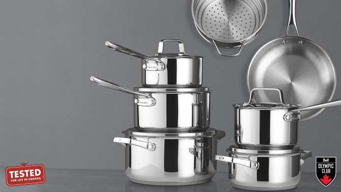 Win a PADERNO Cookset from Canadian Tire