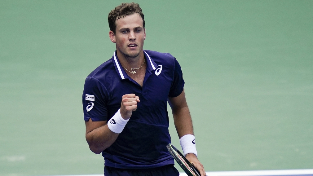 Sofia Open: Pospisil off to the semifinals after a dominating victory