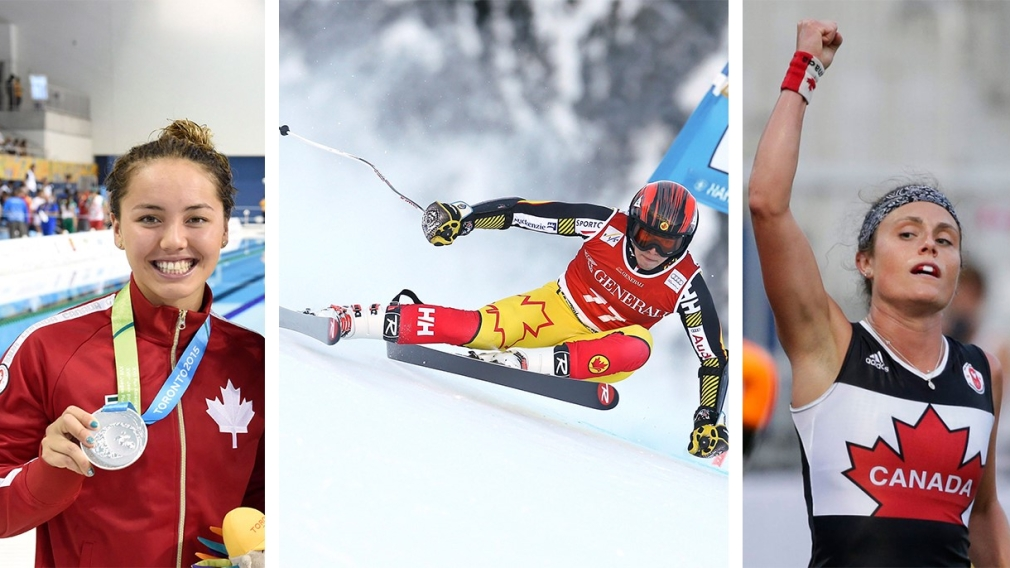 Team Canada athletes on transitioning from the sports world to the business world