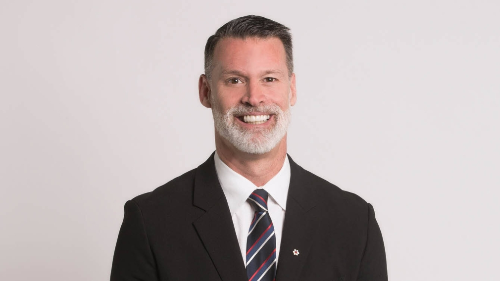 Olympic champion, humanitarian Mark Tewksbury appointed Companion of the Order of Canada