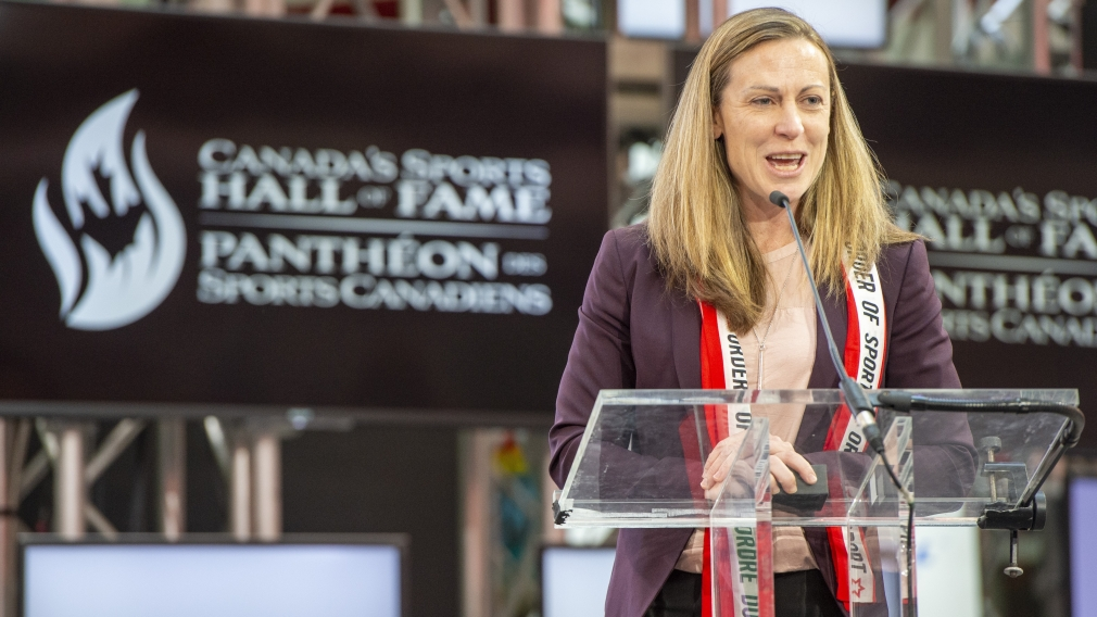 Where are they now? Jayna Hefford