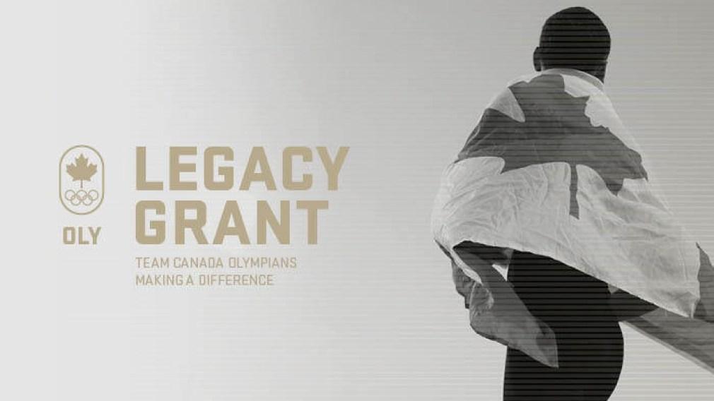 Team Canada reveals 2020 OLY Canada Legacy Grant recipients