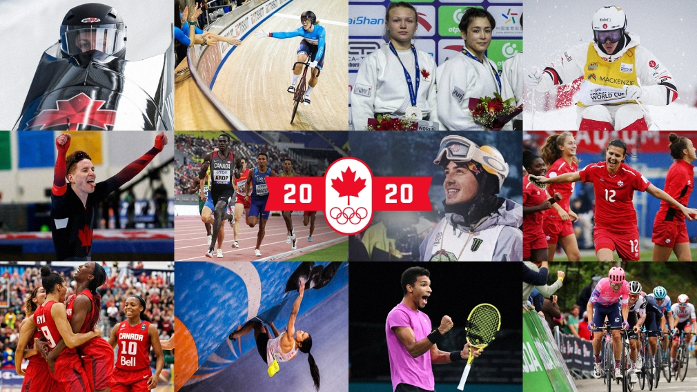 Team Canada's Top Competition Stories of 2020