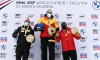 Bobsleigh: Team Kripps celebrates bronze in St. Moritz
