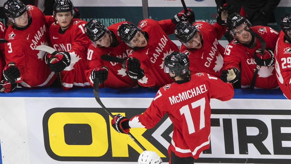 World Juniors: Team Canada defeats Russia in semifinals