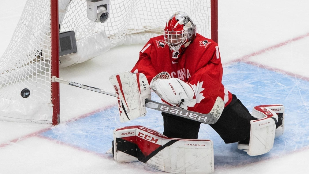 Team Canada wins silver at the 2021 World Juniors