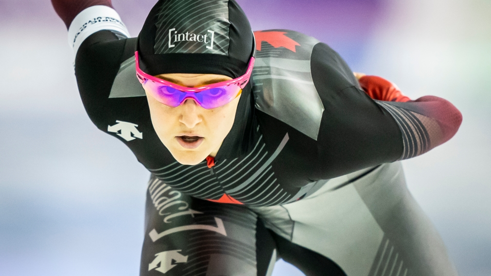 Long track: Team Canada skates to three medals at the Heerenveen World Cup