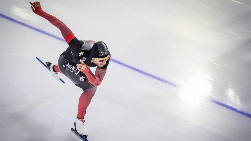 Dubreuil, Blondin stride to long track silvers in Heerenveen