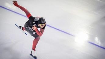 Laurent Dubreuil speed skating