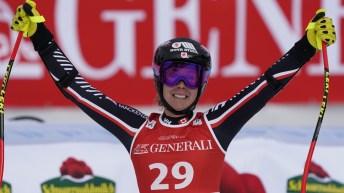 Sochi Olympics Alpine Skiing Women