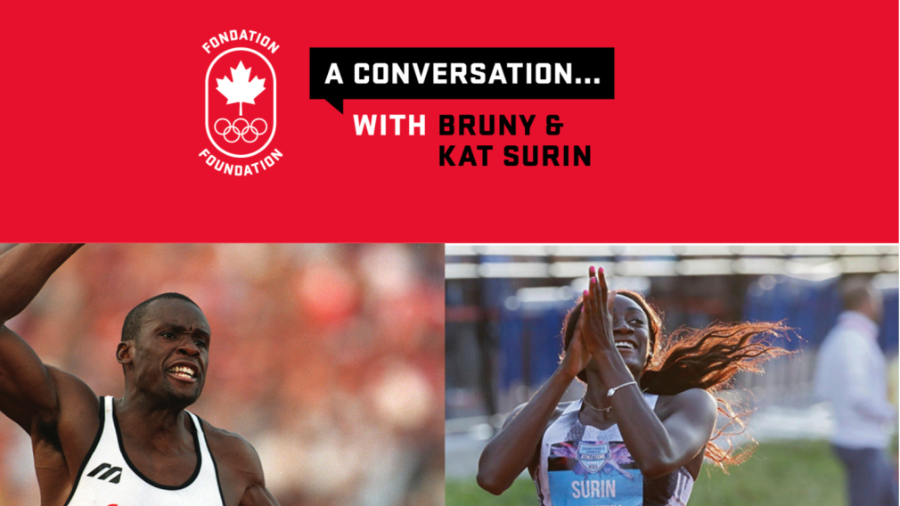 "Webinar"" A Conversation With Bruny and Kat Surin"