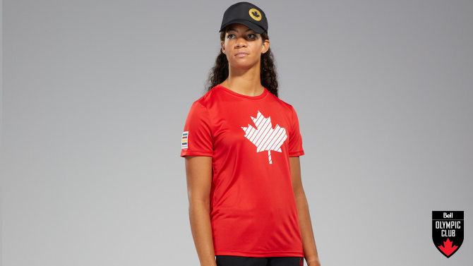 Wear the maple leaf with pride