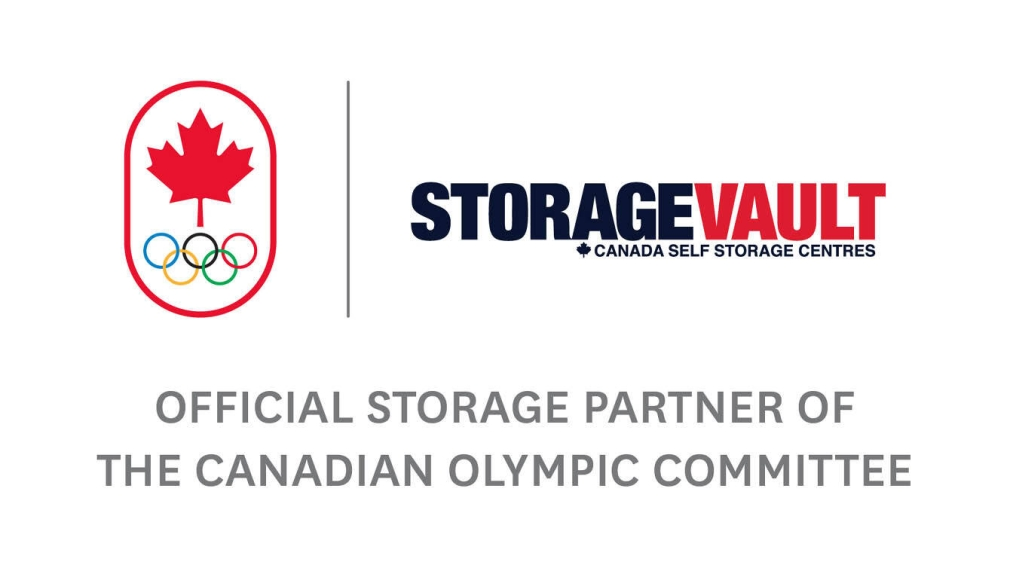 StorageVault Canada Inc. named Official Storage and Moving Partner of Team Canada