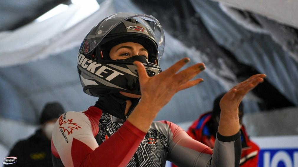 Weekend Roundup: Melissa Lotholz slides to historic podium finish
