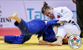 Catherine Beauchemin-Pinard at Tbilisi Grand Slam 2021