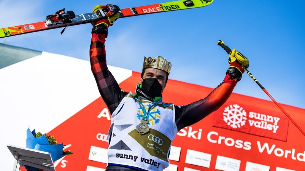 Reece Howden wins World Cup gold in Russia