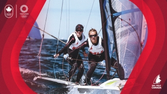 Sail Canada - TO2015